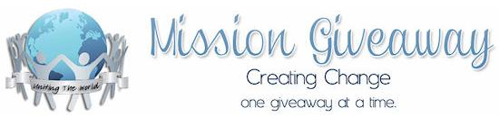 Mission Giveaway new logo