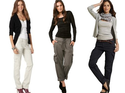 Women's Cargo Pants: Style for Everyday Wear! #Sponsored