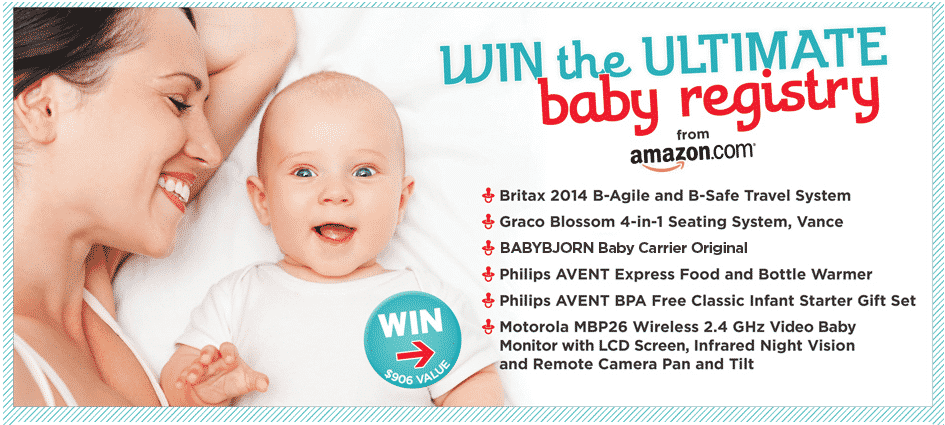 Amazon Baby Giveaway