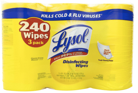 Lysol Deal Amazon