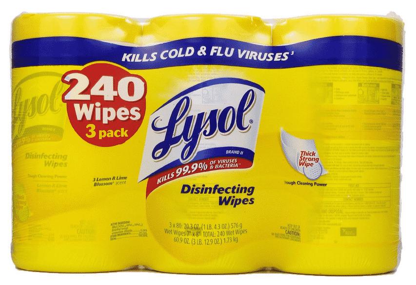 Lysol 1
