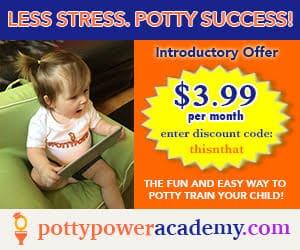 Potty Power NEW