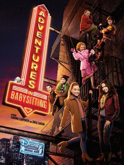 disney channel u0026 39 s adventures in babysitting coming june 24