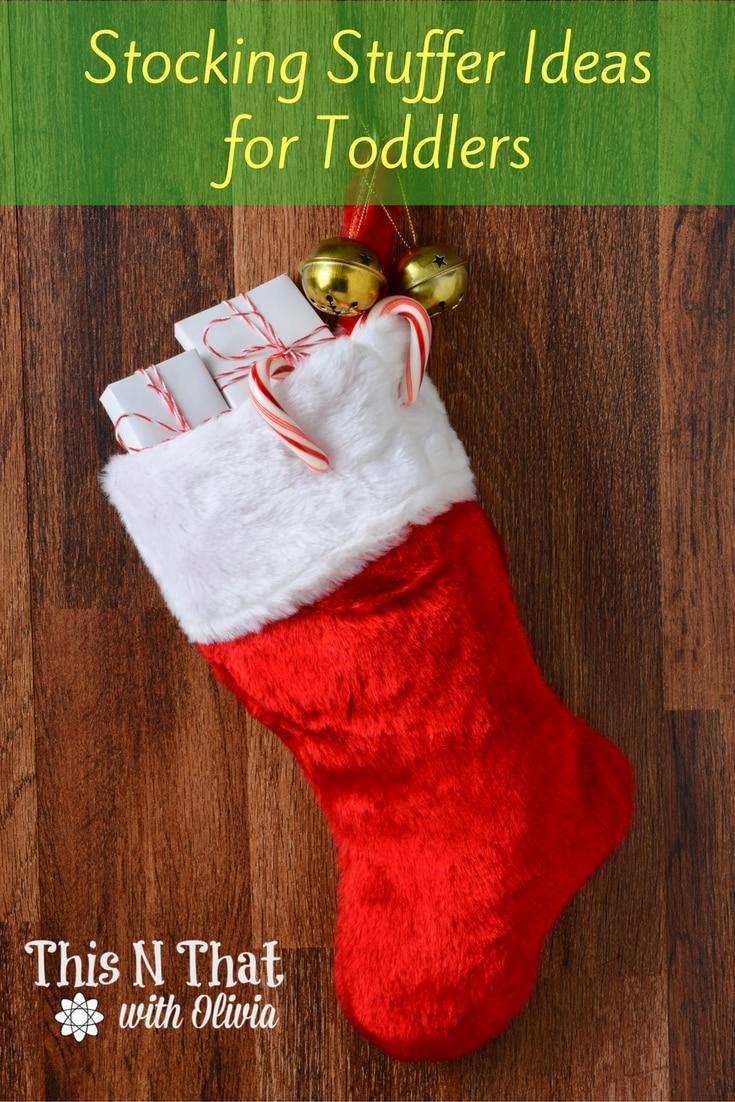 Stocking Stuffer Ideas For Toddlers Stockingstuffer