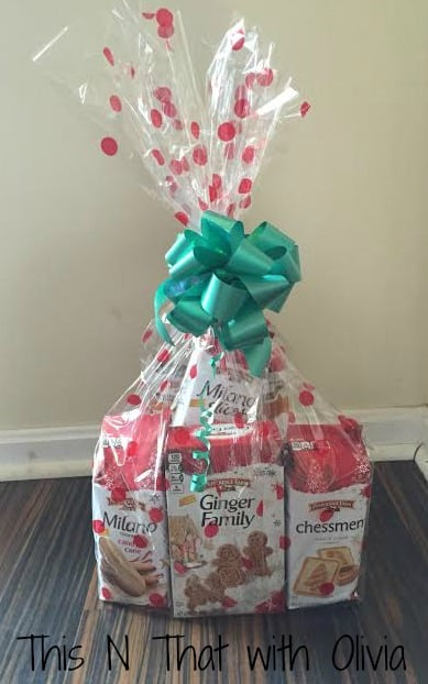 Pepperidge Farm Gift Ideas Holiday Recipes