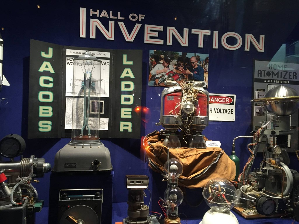 Hall of Invention