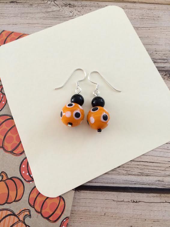 Halloween Earrings 7