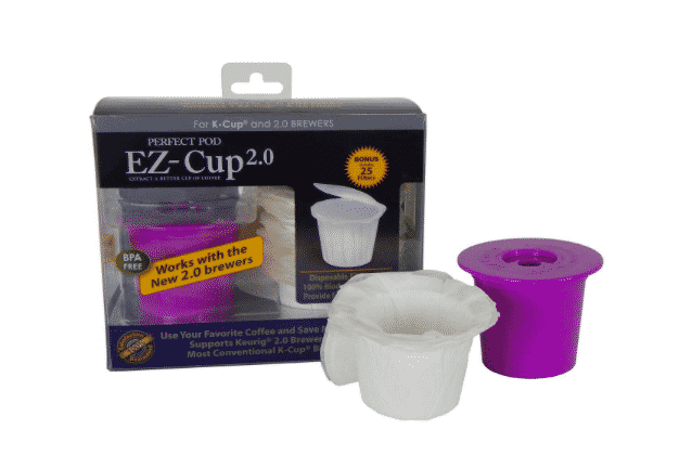 Win a Keurig Prize Pack from EZ Cup #2015HGG @PerfectPod