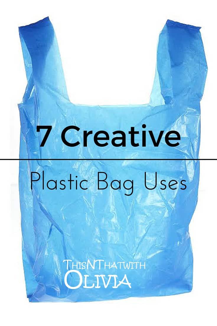 7 Creative Plastic Bag Hacks