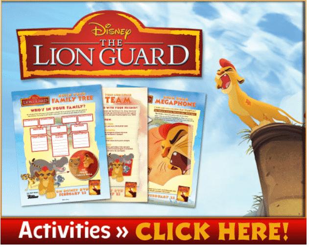 Lion Guard 1