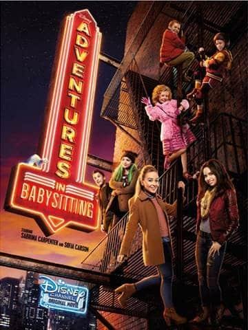 Disney Channel's Adventures in Babysitting