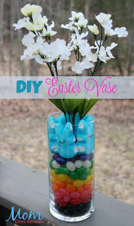 DIY Easter Vase #12daysof