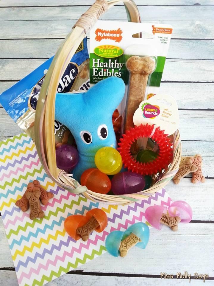 Diy easter basket for dogs 12daysof negle Images