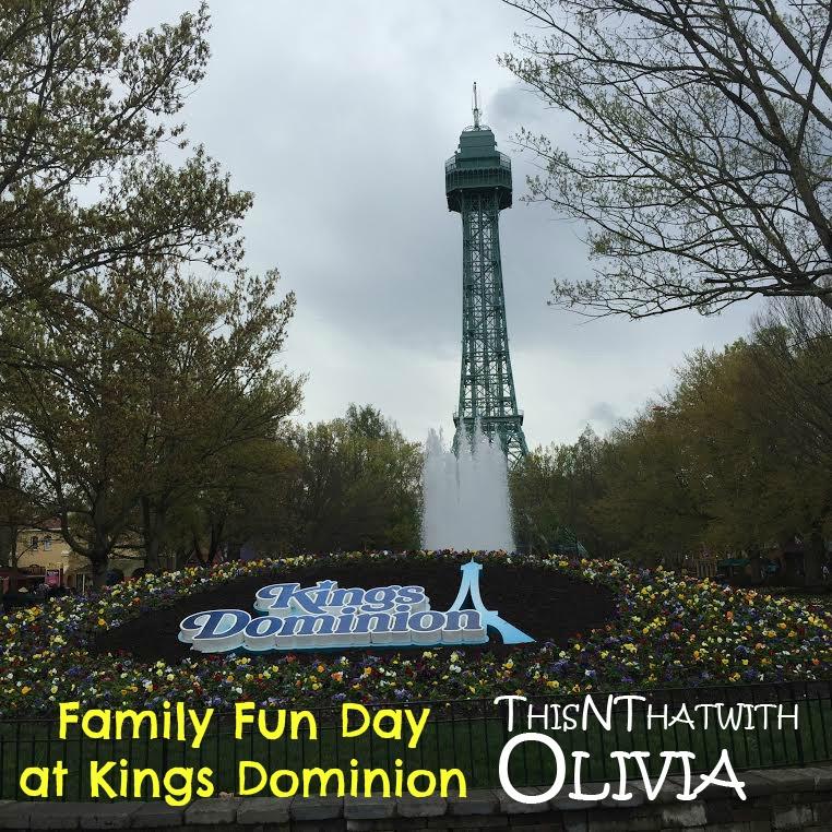 Family Fun Day at Kings Dominion