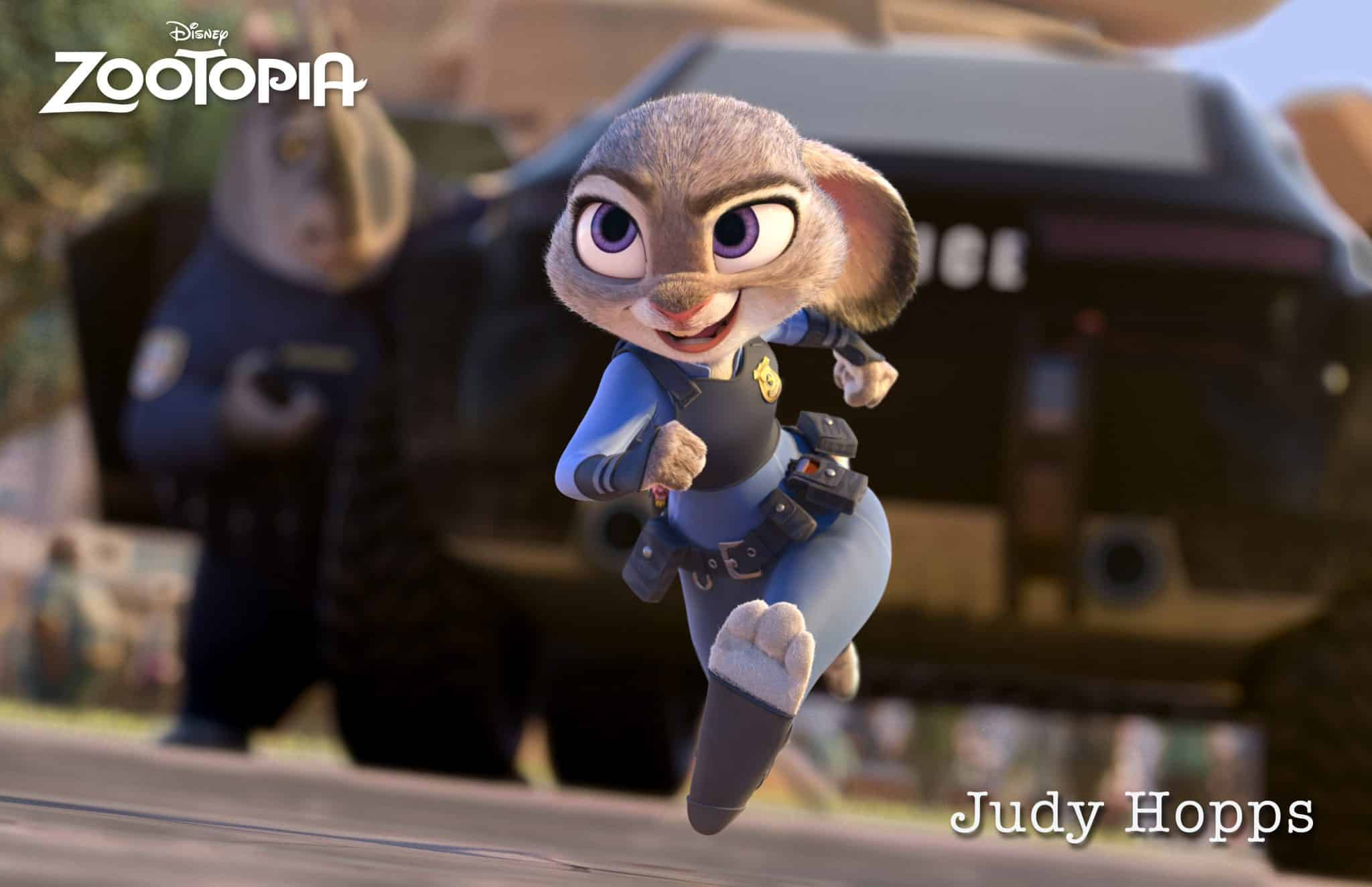 How to Draw Judy Hopps from #Zootopia