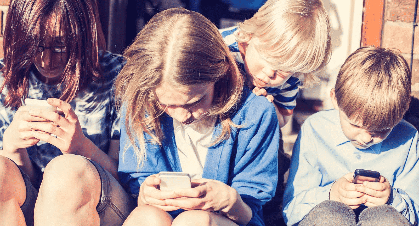 Use Cellphone parental controls to treat phone damage for Kids