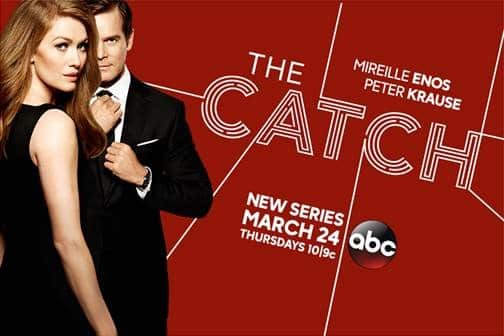 ABC's The Catch #ABCTVEvent