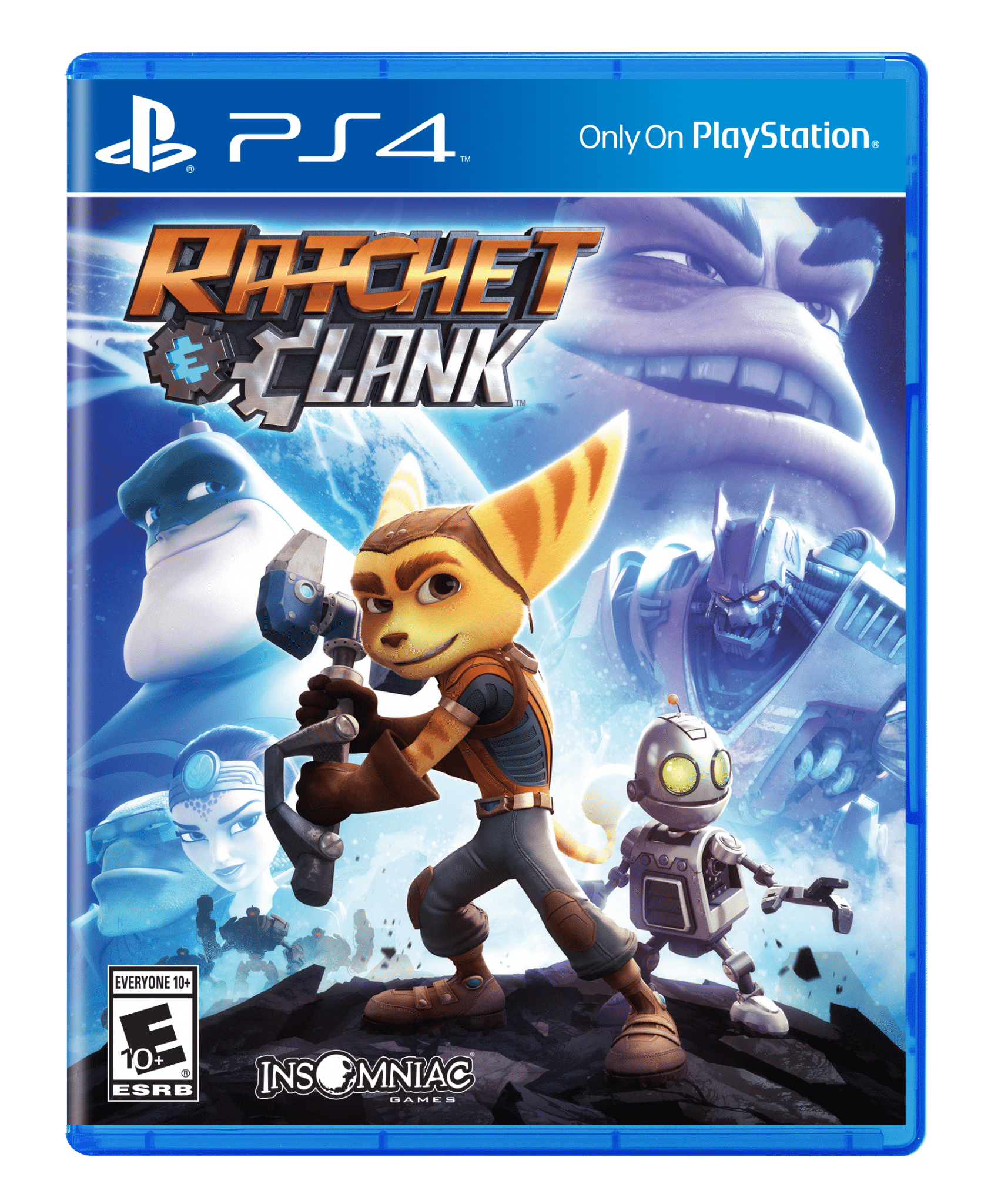 Ratchet and Clank Case
