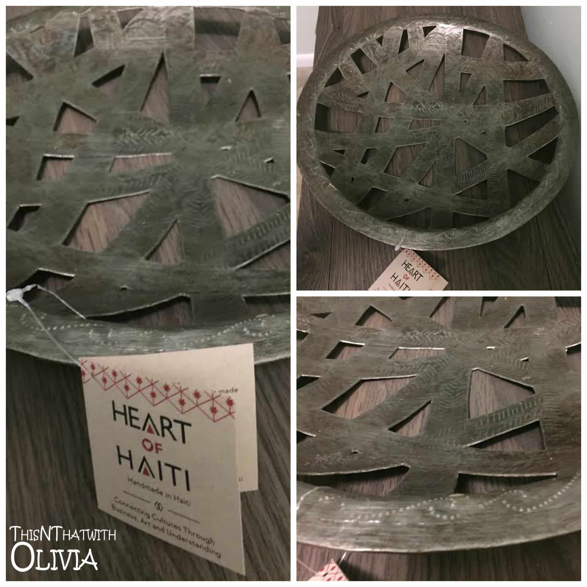 Heart of Haiti Collection from Macy's