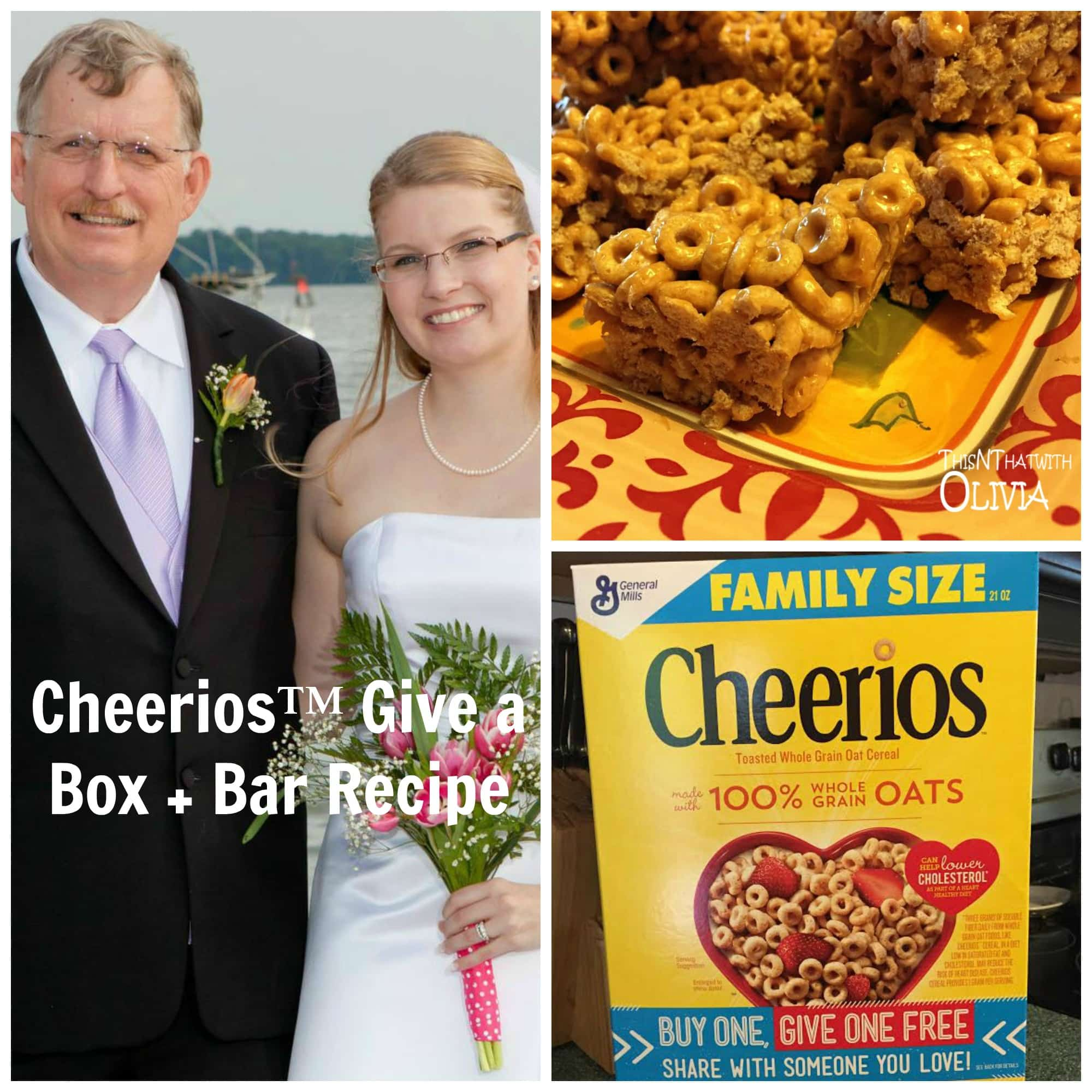 Cheerios™ Give a Box + Bar Recipe