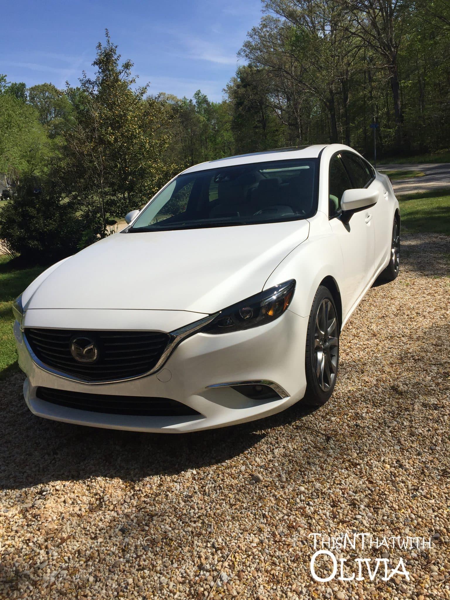 2016 Mazda6 i Grand Touring Review