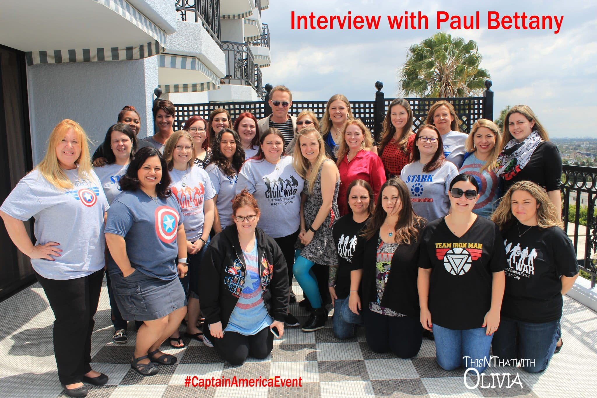 Interview with Paul Bettany