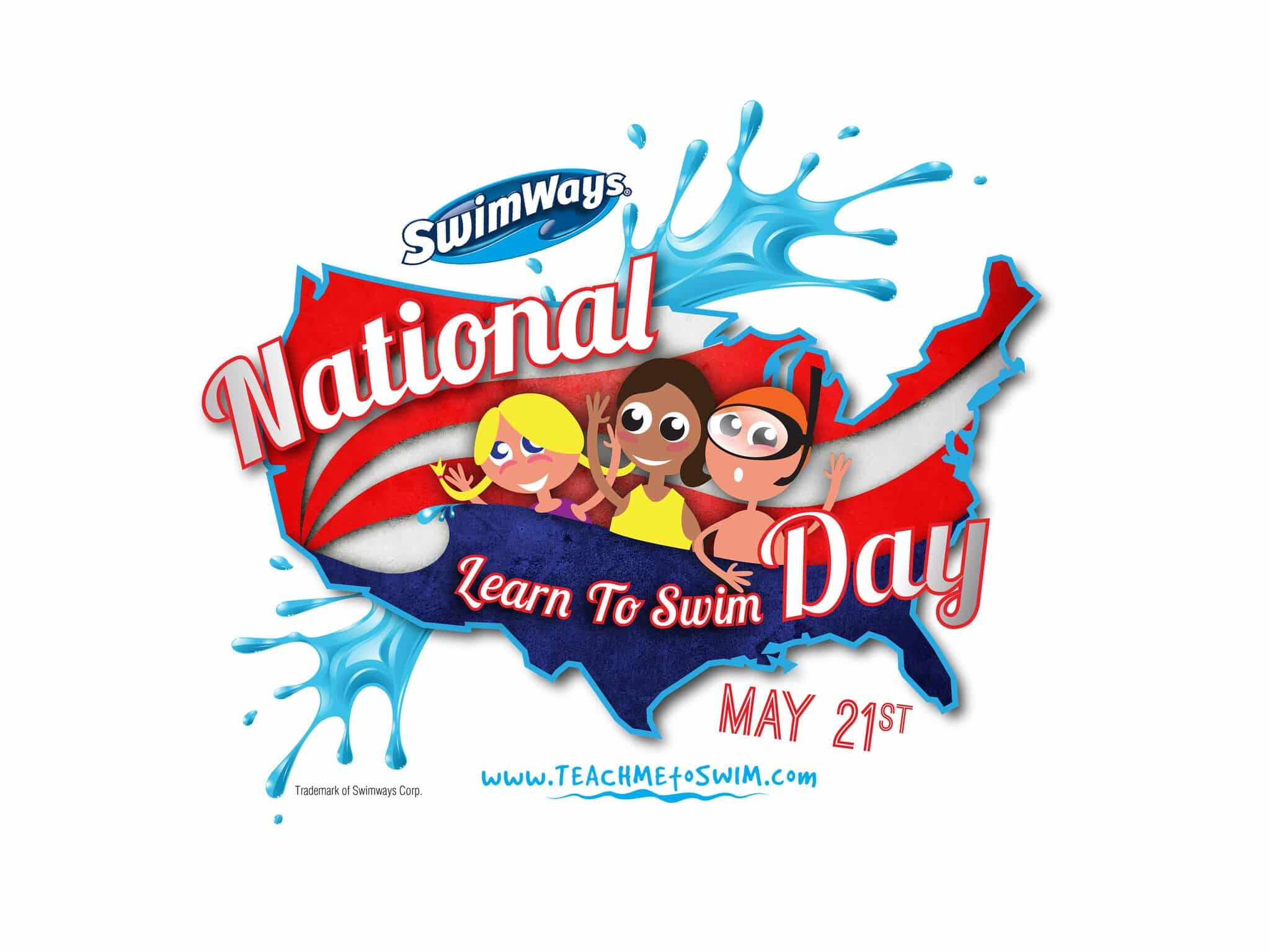National Learn to Swim Day 5/21
