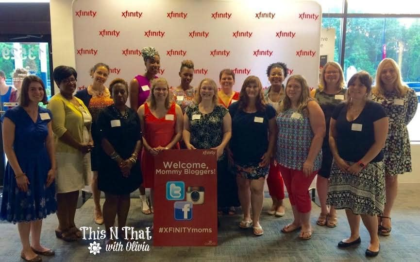 #XFINITYMoms who attended the demo #XFINITY @ComcastBeltway
