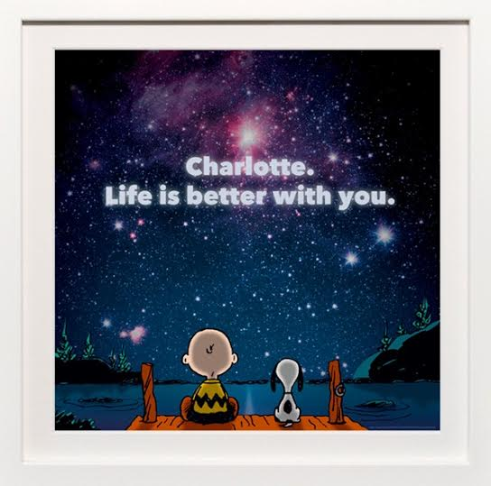 Life is Better With You Framed Art | ThisNThatwithOlivia.com