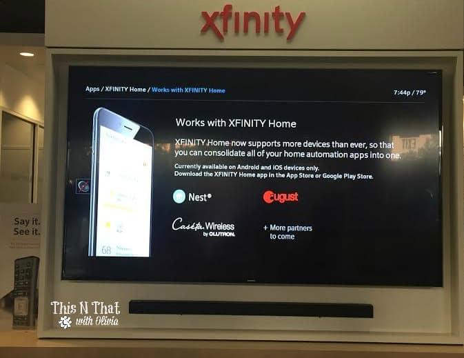 XFINITY Home Partners