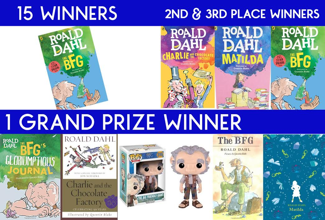Enter to win a Prize Pack to Celebrate #TheBFG | ThisNThatwithOlivia.com