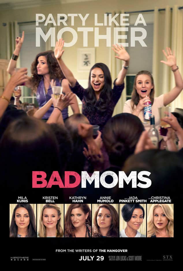 Its Time to Plan your Bad Moms Night Out #BadMoms | ThisNThatwithOlivia.com