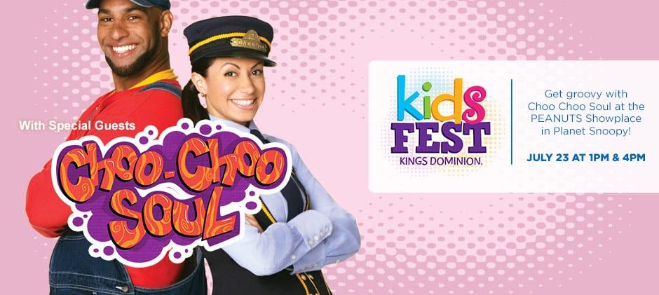 Kidsfest at Kings Dominion VA | ThisNThatwithOlivia.com
