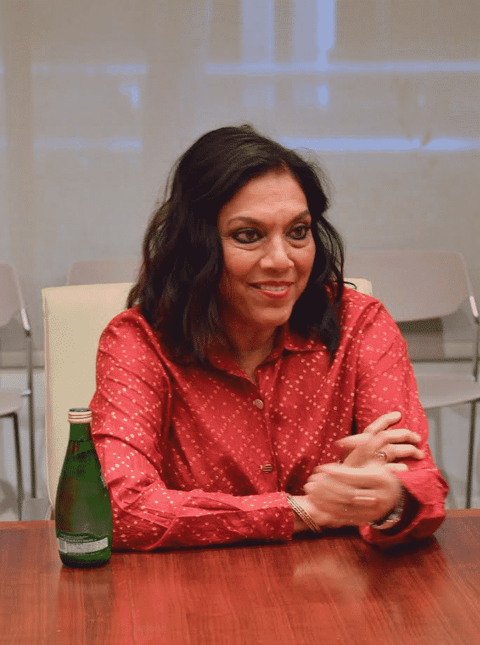 Interview with Mira Nair -- Director of Queen Of Katwe #QueenOfKatweEvent