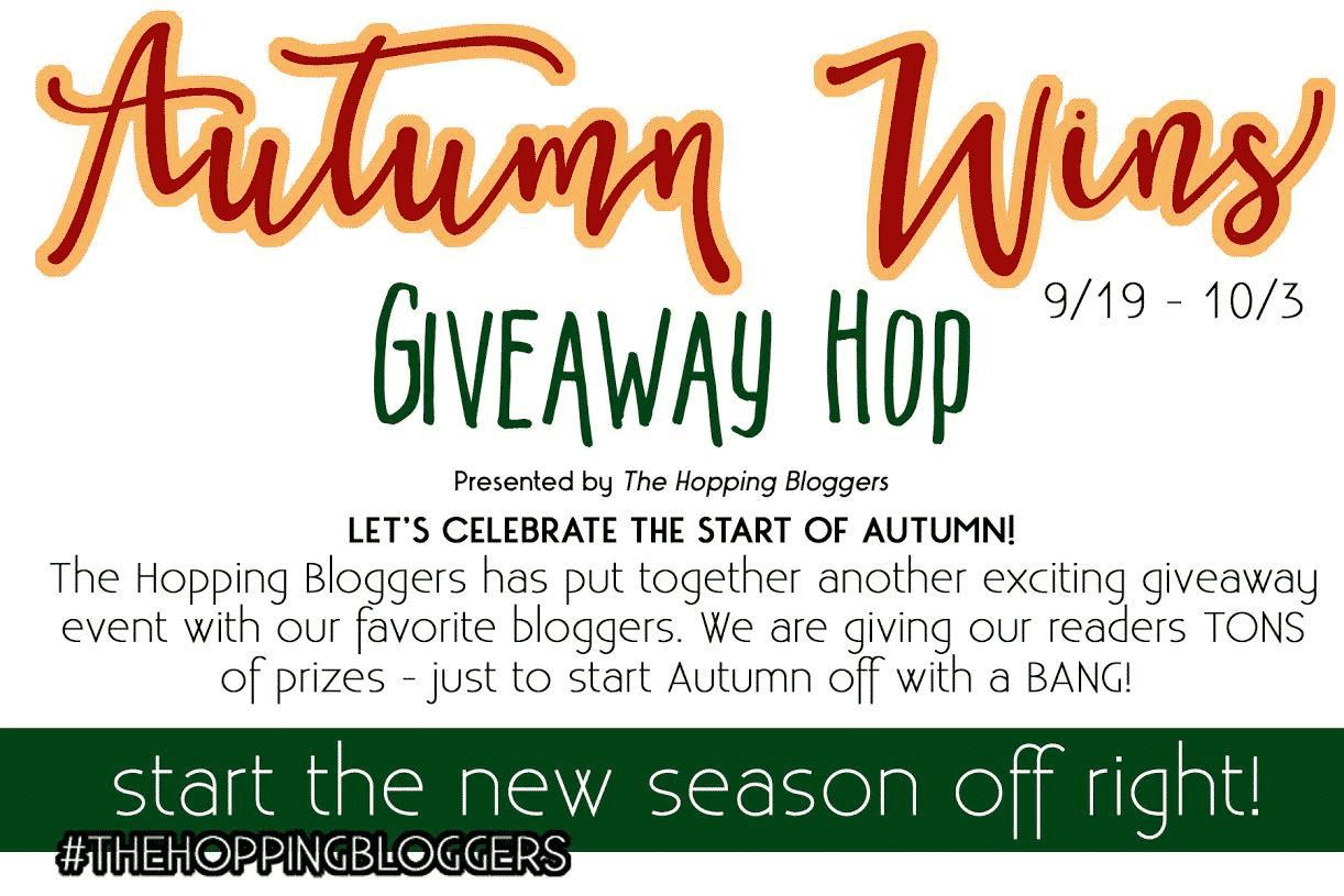 Autumn Wins Giveaway Hop   ThisNThatwithOlivia.com