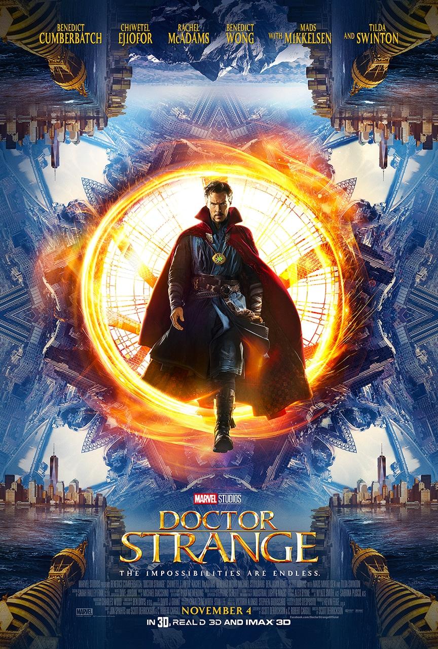 NEW Featurette for Marvel's Doctor Strange! #DoctorStrange | ThisNThatwithOlivia.com