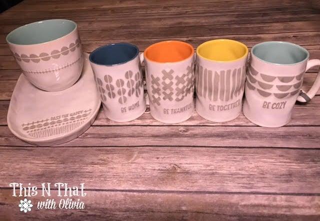 NEW Hallmark Home Items + Giveaway #LoveHallmark