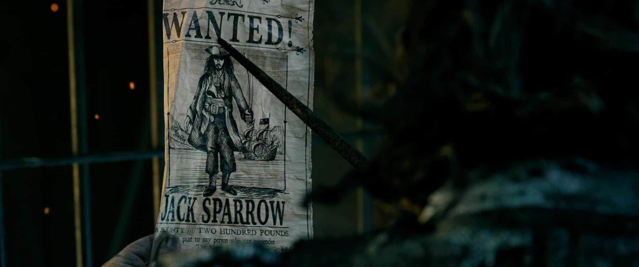 NEW Trailer for Pirates Of The Caribbean: Dead Men Tell No Tales! #APiratesDeathForMe #PiratesOfTheCaribbean | ThisNThatwithOlivia.com