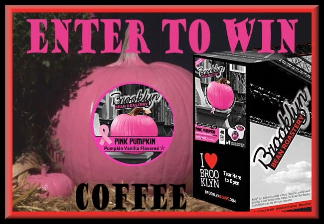 Breast Cancer Coffee Giveaway!