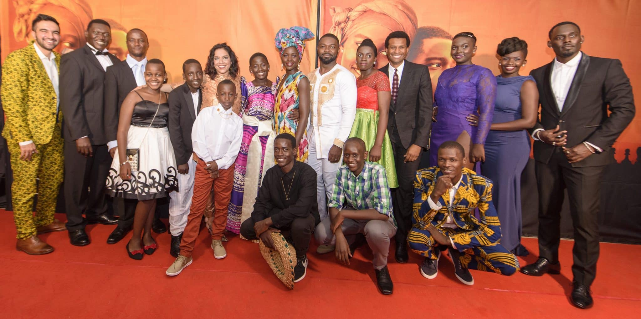 Photos From The Ugandan Premiere of QUEEN OF KATWE | ThisNThatwithOlivia.com
