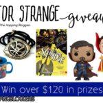 Win a Doctor Strange Prize Pack #DoctorStrange   ThisNThatwithOlivia.com
