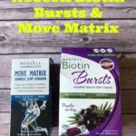 Neocell Biotin Bursts + Move Matrix Review + Giveaway