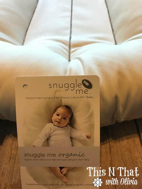 snuggle me