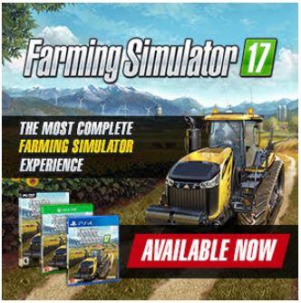 Win Farming Simulator 17 #2016HGG @MaximumGames #farmingsimulator17