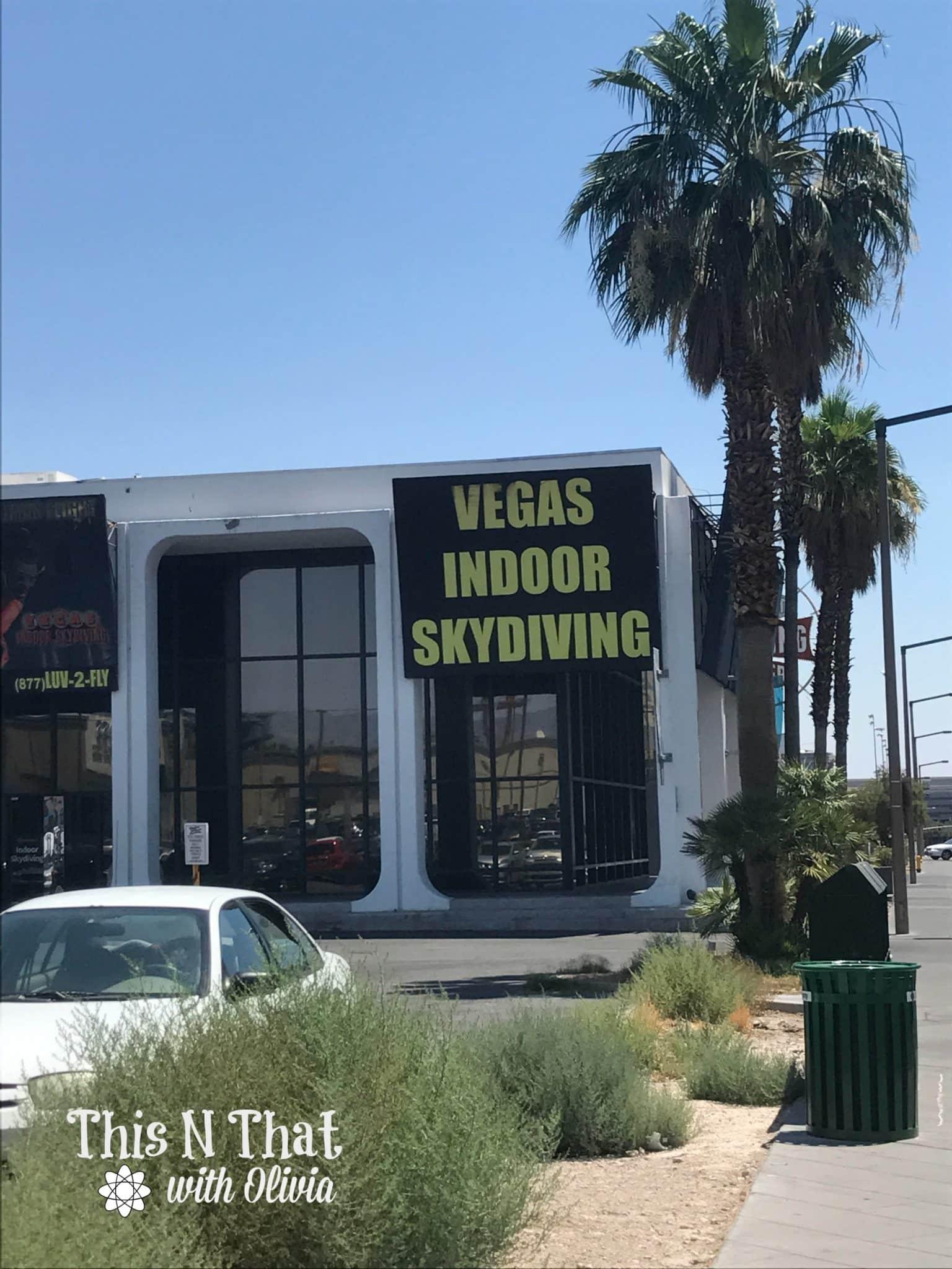 Indoor Skydiving Experience at Vegas Indoor Skydiving @LVIndoorSkydiving @USFG #Hosted