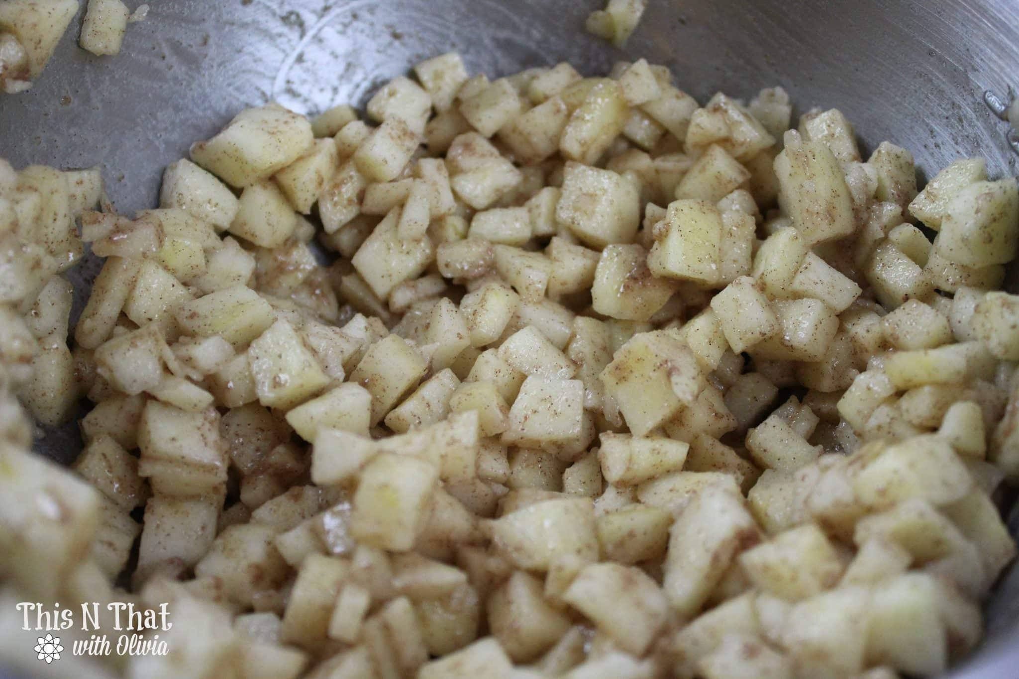 Mini Apple Pies Recipe + Tutorial