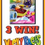 Hanna-Barbera Wacky Races: Start Your Engines DVD Giveaway Ends 4/22 (3 Winners)