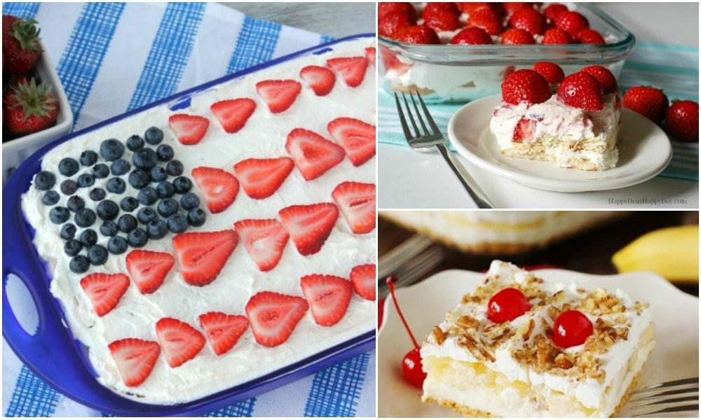 13 Easy Icebox Cakes for Summer #Icebox #Cakes #Summer #Dessert