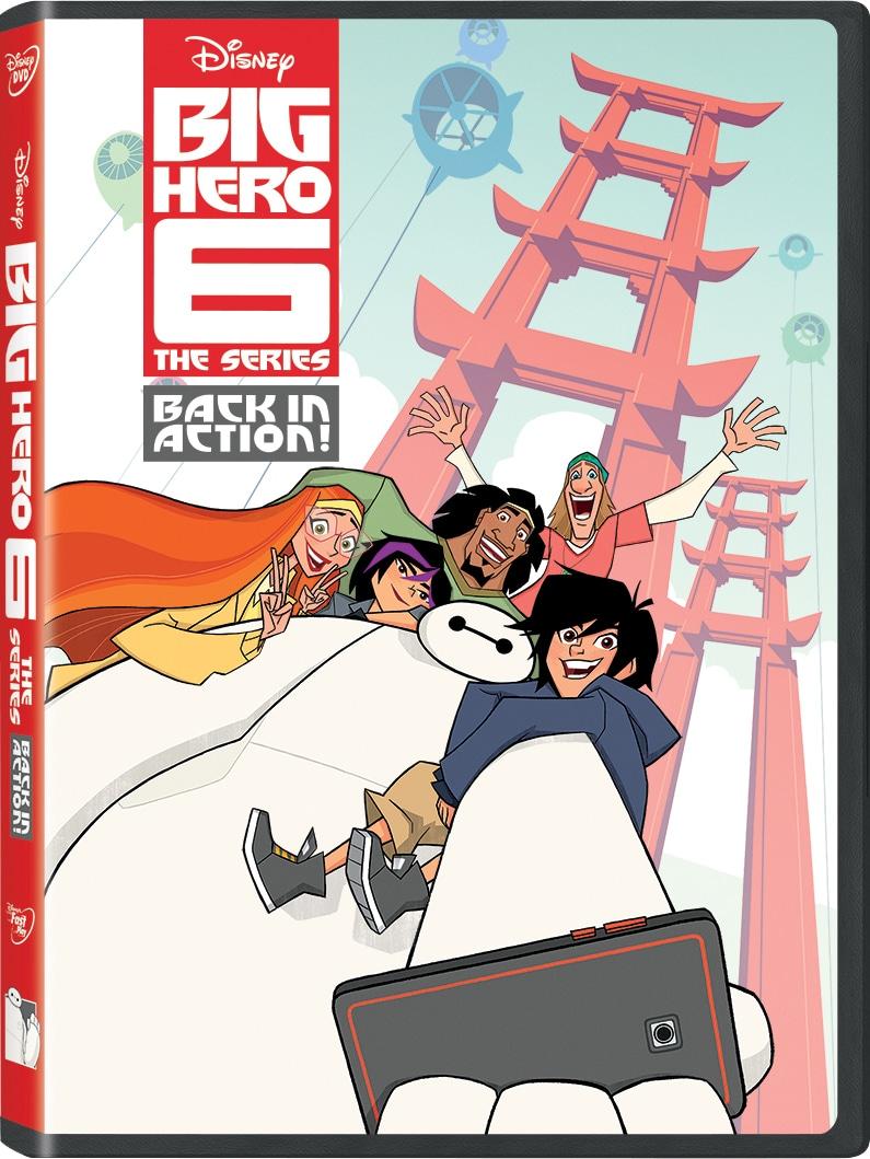 Host a Big Hero 6 Viewing Party!! #BigHero6
