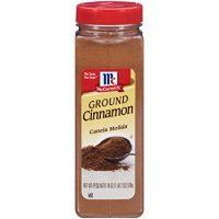 McCormick Ground Cinnamon Powder (Sweet Holiday Spice), 18 oz
